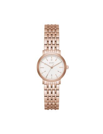 Minetta Rose Gold Watch