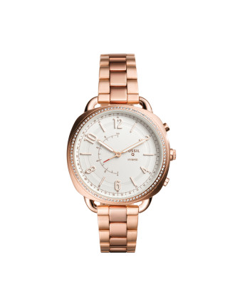 Q Accomplice Rose Gold Tone Hy