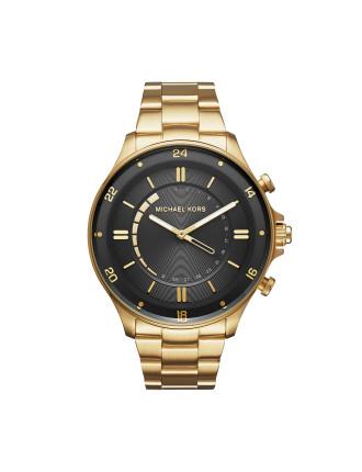 Reid Gold Hybrid Smartwatch