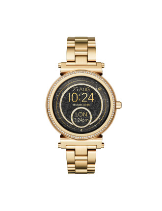 Sofie Gold Smartwatch