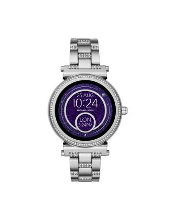 Sofie Silver Smartwatch