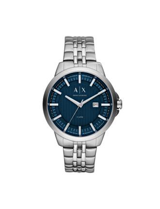 Copeland Silver Watch
