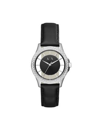 Armani Exchange Lady Hampton Black Watch