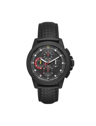 Michael Kors Ryker Black Watch