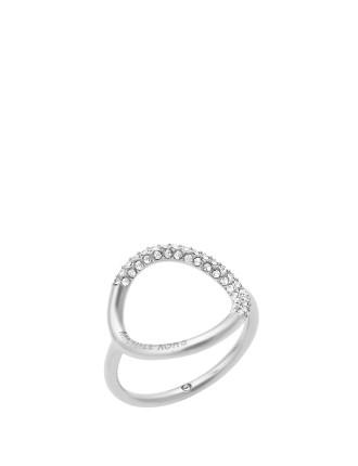Michael Kors Silver Ring