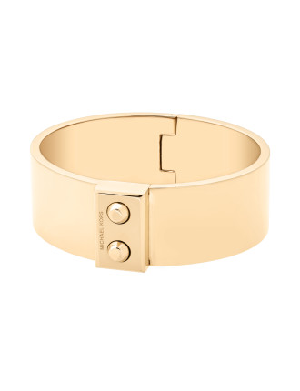 Iconic Stainless Steel  Bracelet - Gold
