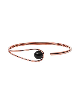 Ellen Stainless Steel Bracelet - Rose Gold