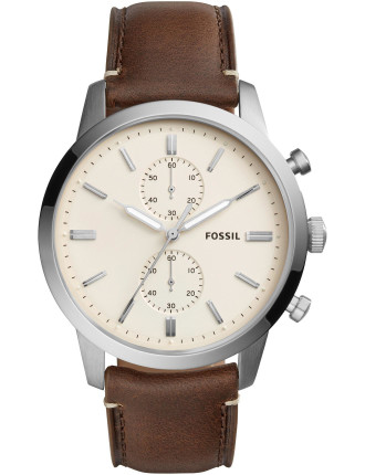 Townsman Brown Watch
