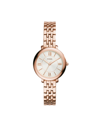 Jacqueline Mini Rose Gold Watc