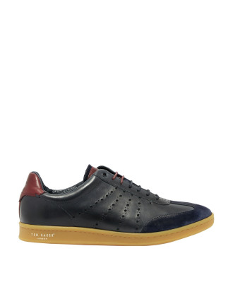 ORLEE SNEAKER WITH GUM SOLE