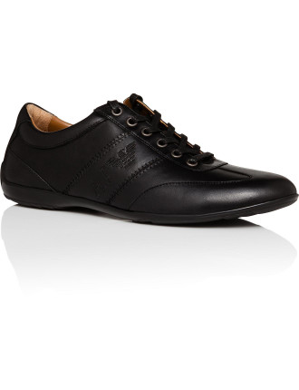 Leather Panelled City Sneaker