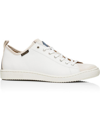 Miyata Leather & Nubuck Low Profile Sneaker