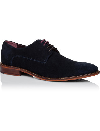 Joehal Suede Lace Up
