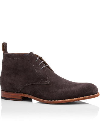 Marcus Lavagne Suede Chukka Boot