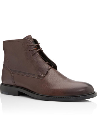 Cultroot Leather Casual Boot