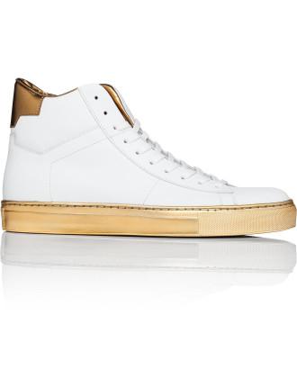Aristoc High Profile Leather Sneaker