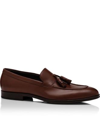 Scultos Leather Dress Loafer