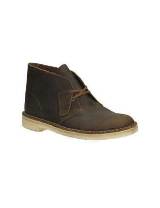 Original Leather Desertboot 3 With Crepe Sole