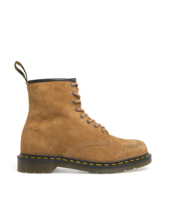 1460 8 Eye Boot Suede