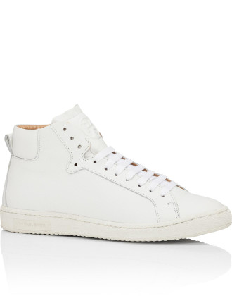 Kim Mid Profile Leather Sneaker