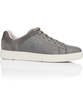 Serge Leather & Suede Low Profile Sneaker