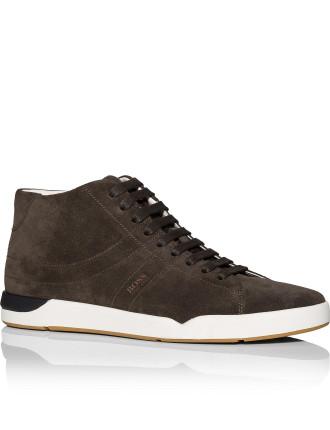 Stillness Suede Mid Profile Sneaker