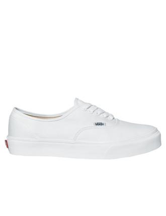 Authentic Low Profile Canvas Sneaker