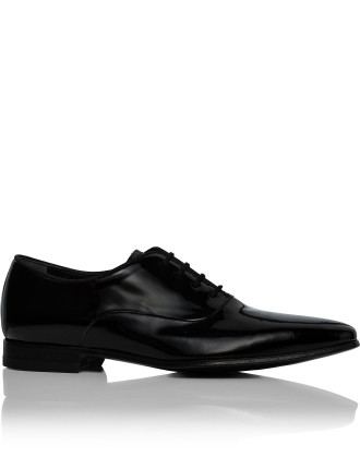 Fleming Patent Leather Oxford