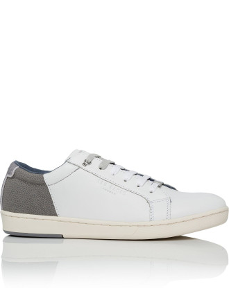Xiloto two tone leather sneaker