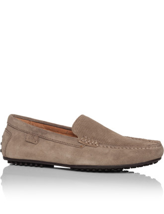 Woodley Suede Driving Shoe