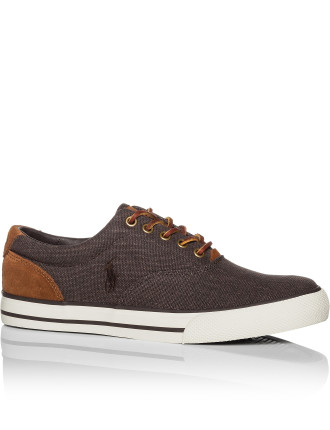 Vaughn Open Weave Cotton/Sport Suede