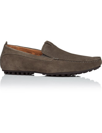 Corona Suede Driving Shoe