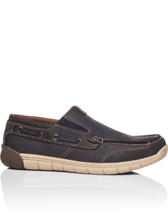 Bahama Gusset Casual Slip On