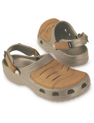 Yukon Leather Clog