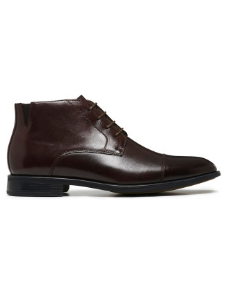 LEGACY CHUKKA TOE CAPPED BOOT