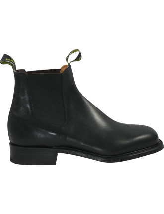 Henley Dress Boot