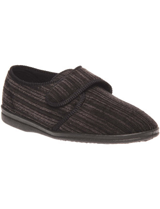 Thurston Cord Velcro Slipper