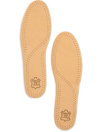 Luxor Leather Insoles