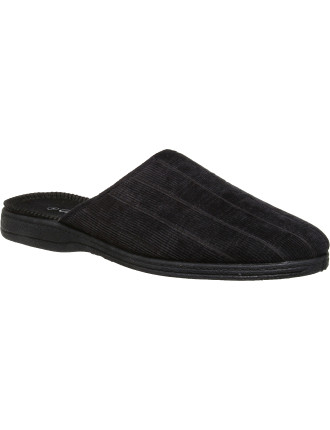 Tod Corduroy Slide Slipper