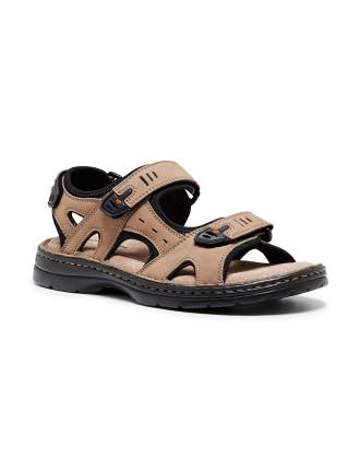Simmer Velcro Strap Sandal