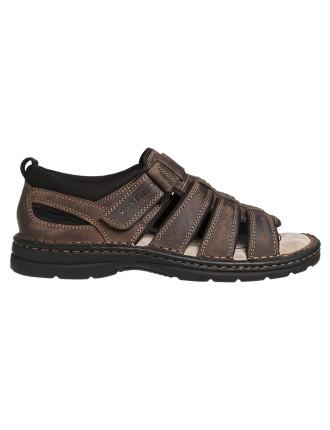 Spartan Velcro Strap Sandal