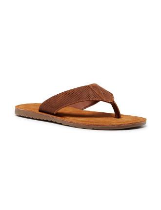 Yak Leather Flip Flop