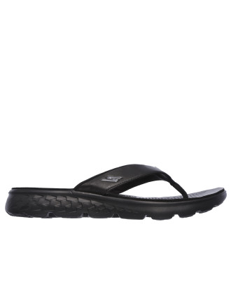 On-The-Go 400 - Vista Leather Flip Flop