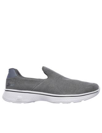 Go Walk 4 - Magnificent Slip On Sneaker