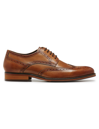 Spice Oxford W/ Brogue Detail