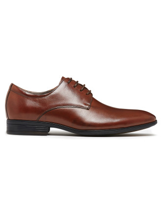 Hunter Plain Vamp Derby W/ Crystal Sole