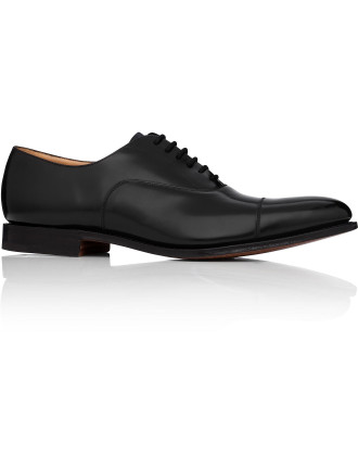 Hong Kong Plain Oxford W/ Cap Toe Detail