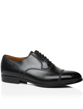 Lausanne Brushed Calf Leather Oxford