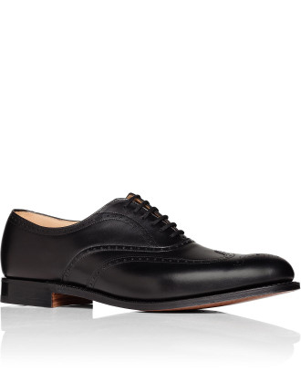 Berlin Calf Leather 5 Lace Oxford