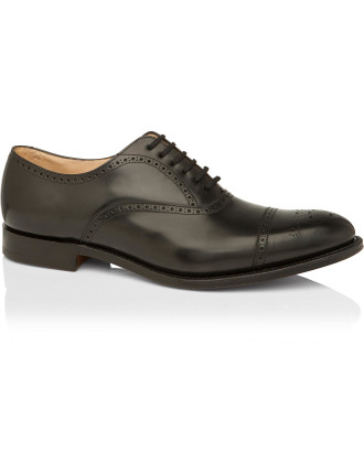 Toronto Calf Leather 5 Lace Oxford